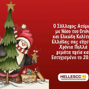2019 Holidays Card HELLESCC